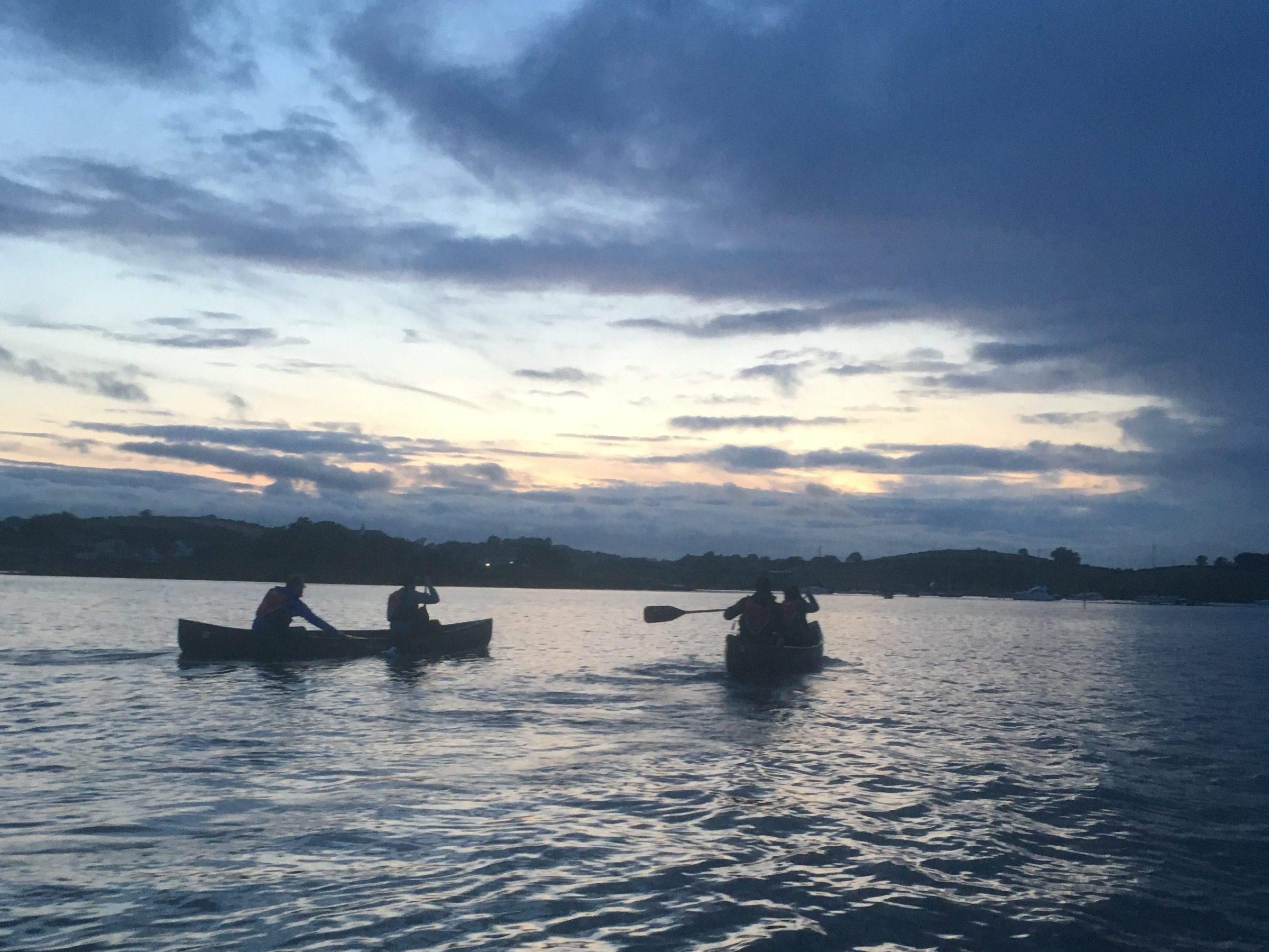 Sunset Canoe Paddle & BBQ