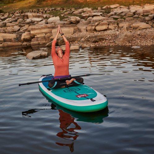 Sunrise Sup & Island Yoga Voucher