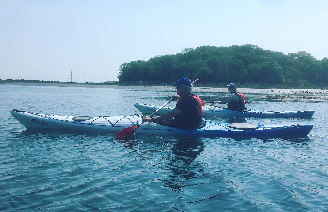 Kayaking Skills Course