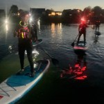 Full Moon Paddle Boarding