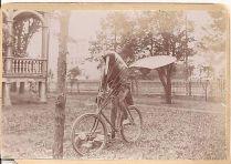 Paseo en bici dominguero