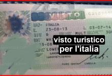 Photo of Il visto turistico per l'italia (guida breve)