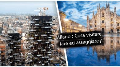 Milano : Cosa visitare, fare ed assaggiare!