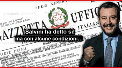 """Photo of Ultime notizie sul decreto flussi – Salvini ha detto """"Si"""" !!"""