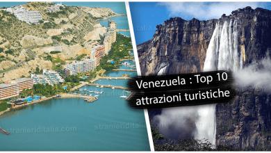 Photo of Venezuela : Top 10 attrazioni turistiche !