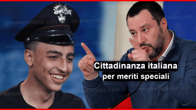 Photo of Cittadinanza italiana per meriti speciali – come funziona?