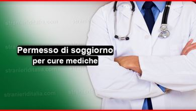 Photo of Il permesso di soggiorno per cure mediche