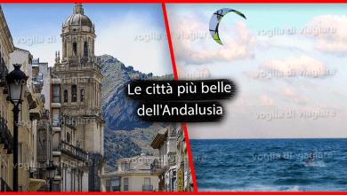 Le città più belle e gettonate dell'Andalusia