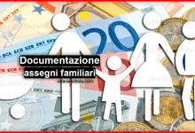 Photo of Documentazione assegni familiari dipendenti di aziende private
