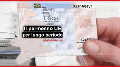 Photo of Il permesso UE per soggiornanti di lungo periodo – Domanda/Risposta