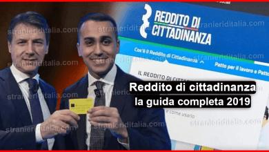 Photo of Reddito di cittadinanza ultimi aggiornamenti | la guida completa 2019