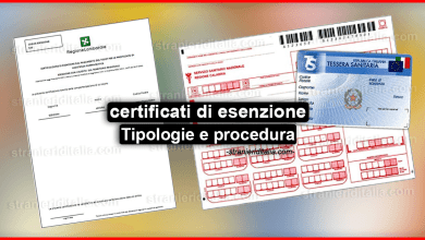 Photo of Tipologie di certificati di esenzione e come ottenerne uno
