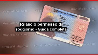 Photo of Rilascio permesso di soggiorno : Domande/risposte
