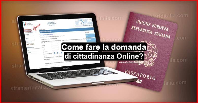 Photo of Come fare la domanda di cittadinanza italiana online – Guida 2019