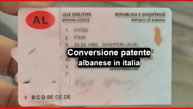 Photo of Conversione patente albanese in italia: cos'è e come funziona?