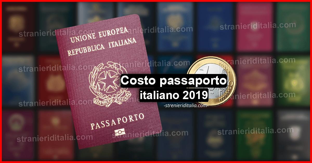 Costo passaporto italiano 2019 - Rilascio, Rinnovo e tanto ...