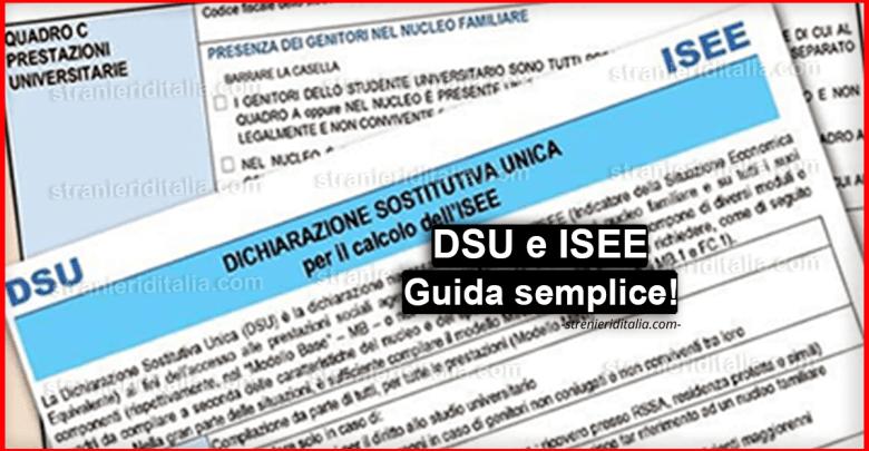 DSU e ISEE: Come compilare la DSU e richiedere l'ISEE?