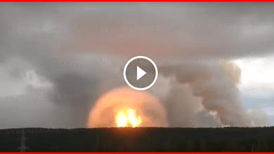 Esplosione nucleare in Russia: Arriva una nuova Nube radioattiva in Europa
