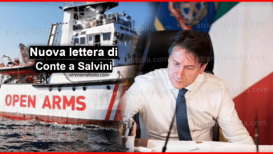 Nuova lettera di Conte a Salvini: far sbarcare i minori della Open Arms