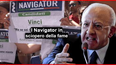 Photo of Reddito di cittadinanza, I Navigator della Campania in sciopero della fame!