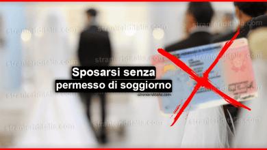 Permesso di soggiorno smarrito o rubato: Cosa fare in Italia ...