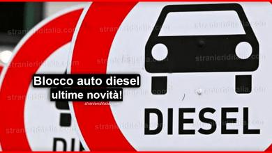 Photo of Blocco auto diesel 2020: ultime novità!