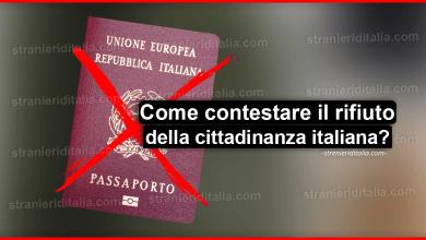 Photo of Contestare il rifiuto della cittadinanza italiana: Come fare?