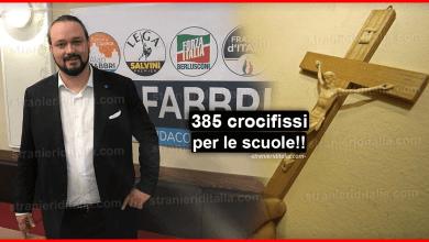 Photo of Ferrara: il sindaco leghista compra 385 crocifissi per le scuole!