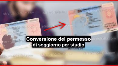 Photo of Il permesso per motivi di studio può essere convertito?