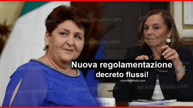 Photo of Possibile regolamentazione dei flussi con la bellanova e la lamorgese!