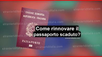 Photo of Come rinnovare il passaporto scaduto? tutto ciò che devi sapere!