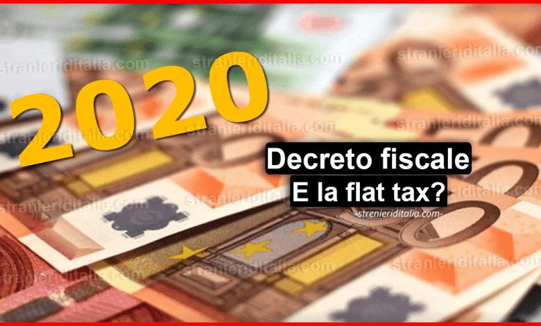 Decreto fiscale 2020: vediamo insieme cosa dice!