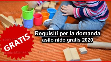 Photo of Asilo nido gratis dal 1° gennaio 2020: Come funziona?