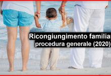 Photo of Ricongiungimento familiare (la procedura generale) | Stranieri d'Italia