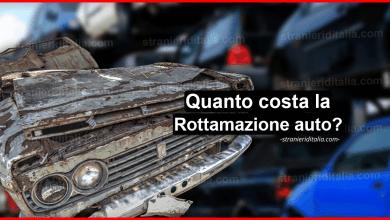 Photo of Rottamazione auto 2020: Quanto costa e come funziona? | Stranieri d'Italia