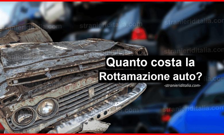Rottamazione auto 2020: Quanto costa e come funziona? | Stranieri d'Italia