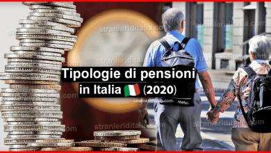 Photo of Tipologie di pensioni in Italia in base ai diversi parametri previsti dalla legge