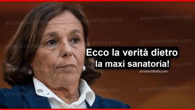 Photo of Ecco la verità dietro la maxi sanatoria per irregolari! | Stranieri d'Italia
