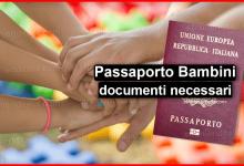 Photo of Passaporto Bambini 2020 (documenti necessari) | Stranieri d'Italia