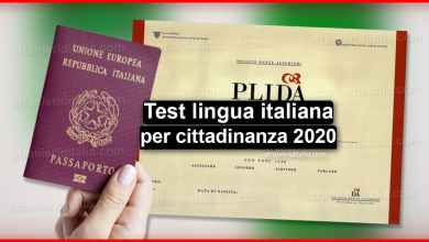 Photo of Test lingua italiana 2020 (aggiornamenti) | Stranieri d'Italia
