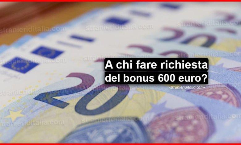 Decreto firmato: bonus 600 euro finalmente ai professionisti!