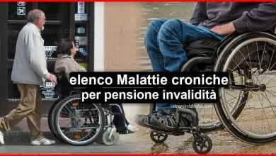 Photo of Invalidità civile e Malattie croniche: elenco per pensione invalidità!
