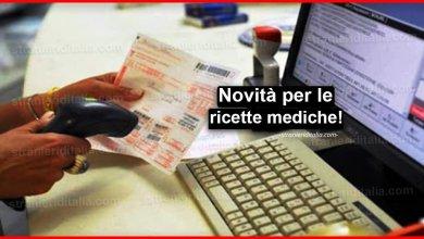 Photo of Coronavirus: Novità per le ricette mediche   Stranieri d'Italia