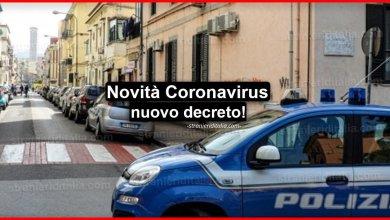 Photo of Coronavirus, nuovo decreto: misure restrittive estese fino al 13 aprile