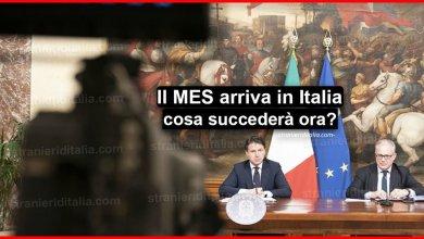 Photo of Il MES arriva in Italia, ecco cosa succederà ora | Stranieri d'Italia