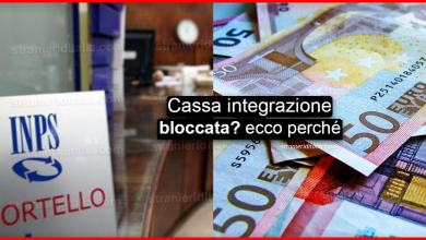 Photo of Cassa integrazione, bloccate migliaia di domande: ecco perché
