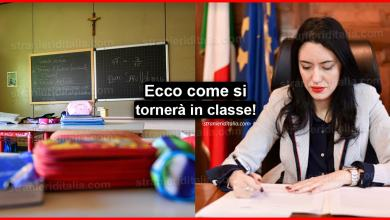Photo of Scuola a settembre – ecco come si tornerà in classe!
