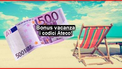 Photo of Bonus vacanza: i codici Ateco e l'adesione delle strutture alberghiere