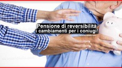 Photo of Pensione di reversibilità: quali sono i cambiamenti per i coniugi?