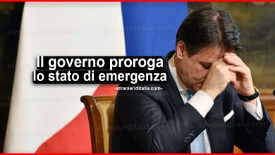 Photo of Stato di emergenza: proroghe fino al 31 dicembre 2020